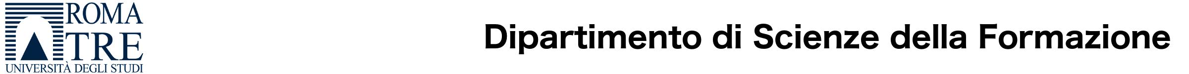 formonline.uniroma3.it